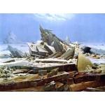 El naufragio, Friedrich