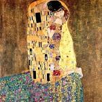 El Beso, Klimt, Algomasquearte