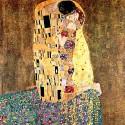 Cuadro, El Beso, Klimt