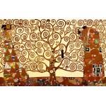 El Arbol de la vida, Klimt, Algomasquearte