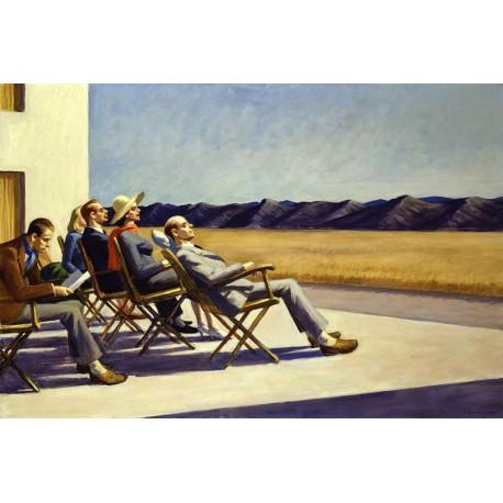 Gente al Sol, Hopper, Algomasquearte