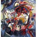 Moscu 1, Kandinsky