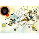 Composición VIII, Kandinsky
