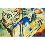 Composición IV, Kandinsky