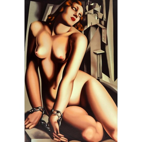 La esclava, Lempicka, Algomasquearte