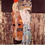 Edades de la Mujer, Klimt, algomasquearte
