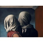 Amantes, Magritte