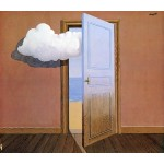 Fortune telling, Magritte, Algomasquearte
