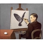 Clarividencia, Magritte