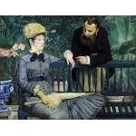 En el conservatorio, Manet, Algomasquearte