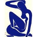 Blue Nude I, Matisse