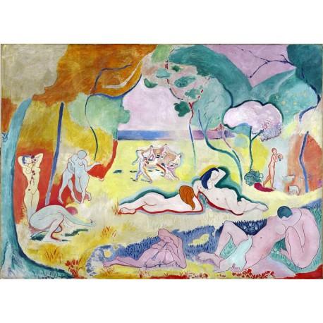 Alegría de vivir, Matisse, Algomasquearte