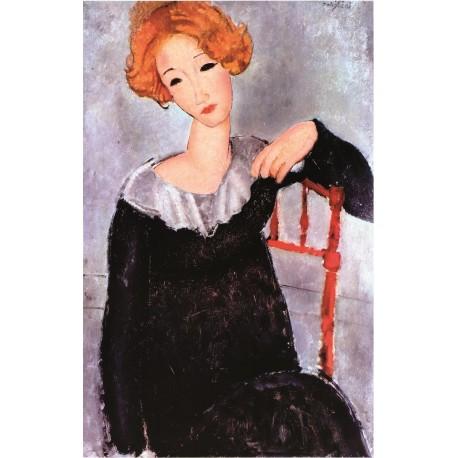 Paul Guillaume, Modigliani, Algomasquearte