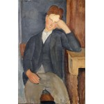 oven aprendiz, Modigliani, Algomasquearte