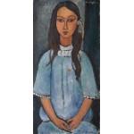 Alicia, Modigliani, Algomasquearte