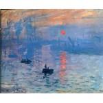 Impresion, Amanecer, Monet, Algomasquearte