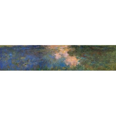 Estanque de Nenúfares, Monet, Algomasquearte