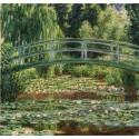 Pasarela Japonesa, Monet