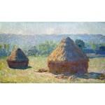 Almiares, Monet