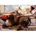 En el Tepidarium, Alma Tadema