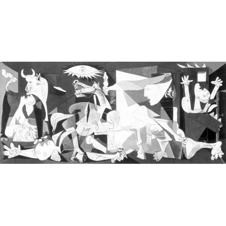 Picasso Guernica Algomasquearte