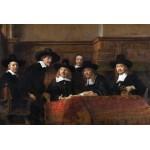 Rembrandt Los síndicos de los pañeros Algomasquearte