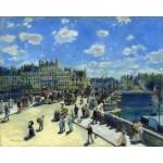 Renoir Puente nuevo paris Algomasquearte
