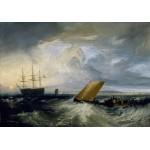 Turner Sheerness, visto desde el Norte Algomasquearte