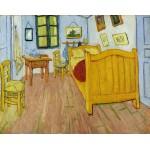 Van Gogh La habitación Algomasquearte