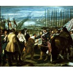 Las lanzas, Velazquez
