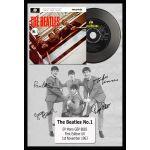 Disco EP The Beatles Nº1 algomasquearte