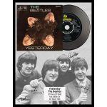 Disco EP The Beatles Yesterday algomasquearte