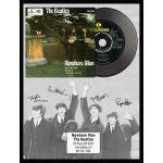 Disco EP The Beatles Nowhere Man algomasquearte