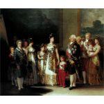 Familia Carlos IV-Goya-Algomasquearte