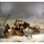 La nevada-Goya-Algomasquearte