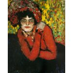 Margot, Picasso 1901 85x107