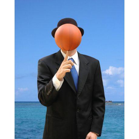 Hijo del hombre, Magritte, Algomasquearte