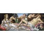 Venus y Marte, Botticelli
