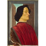 Giuliano de Medici, Botticelli, Algomasquearte