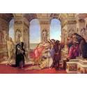 La Calumnia de Apeles, Botticelli