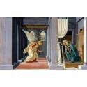 La Anunciacion, Botticelli